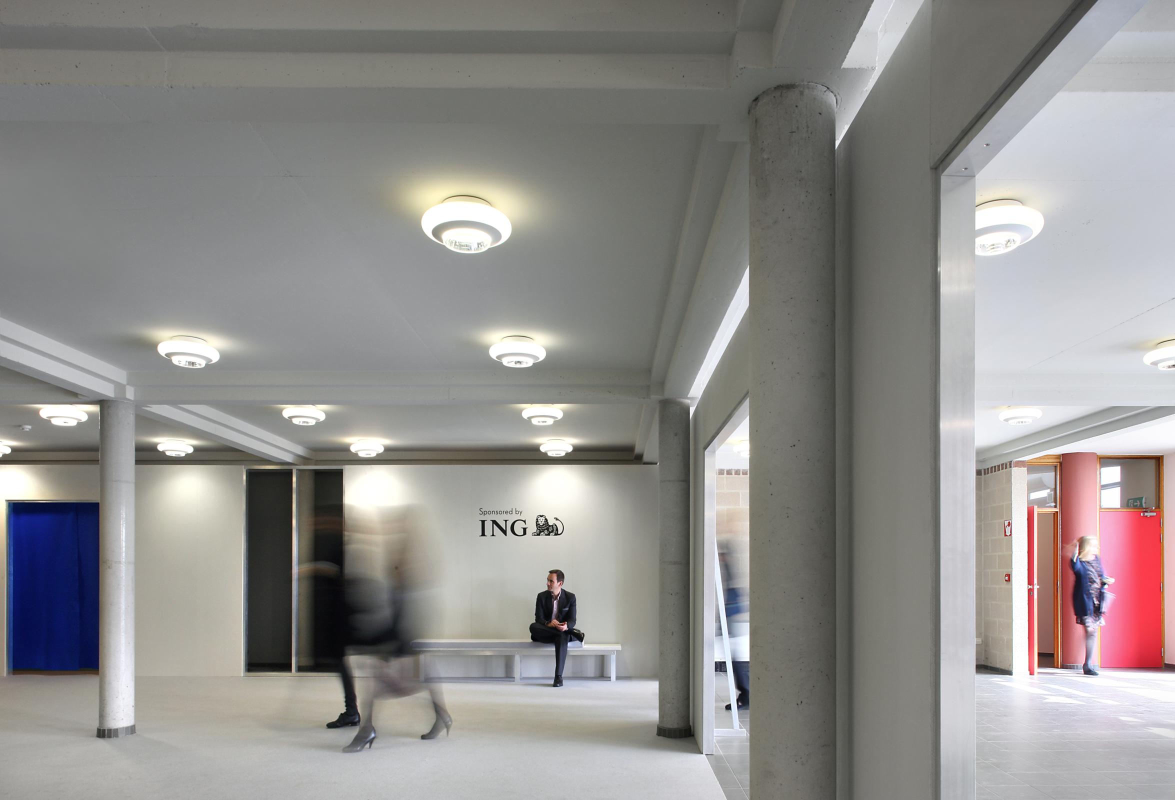 Een voorkamer als toegang naar Art Brussels 2014