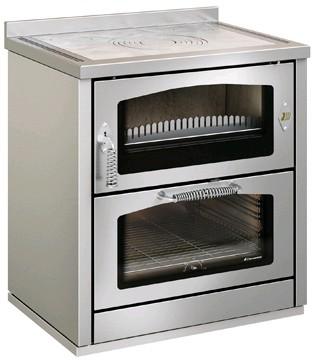 Cucina Economica A Legna De Manincor Domino 80 60 Maxi