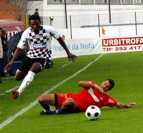 Trofense lidera Intercalar