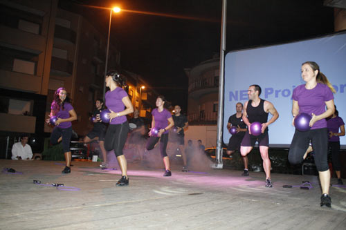 """Body Vive"" e ""Body Pump"" no Trofashopping"