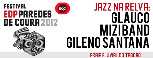 Jazz na relva no Festival EDP Paredes de Coura