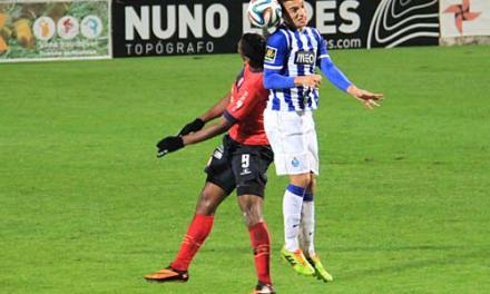 Trofense empatou com o Porto B (C/video)