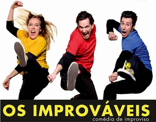 Os Improváveis no Teatro Municipal de Vila do Conde