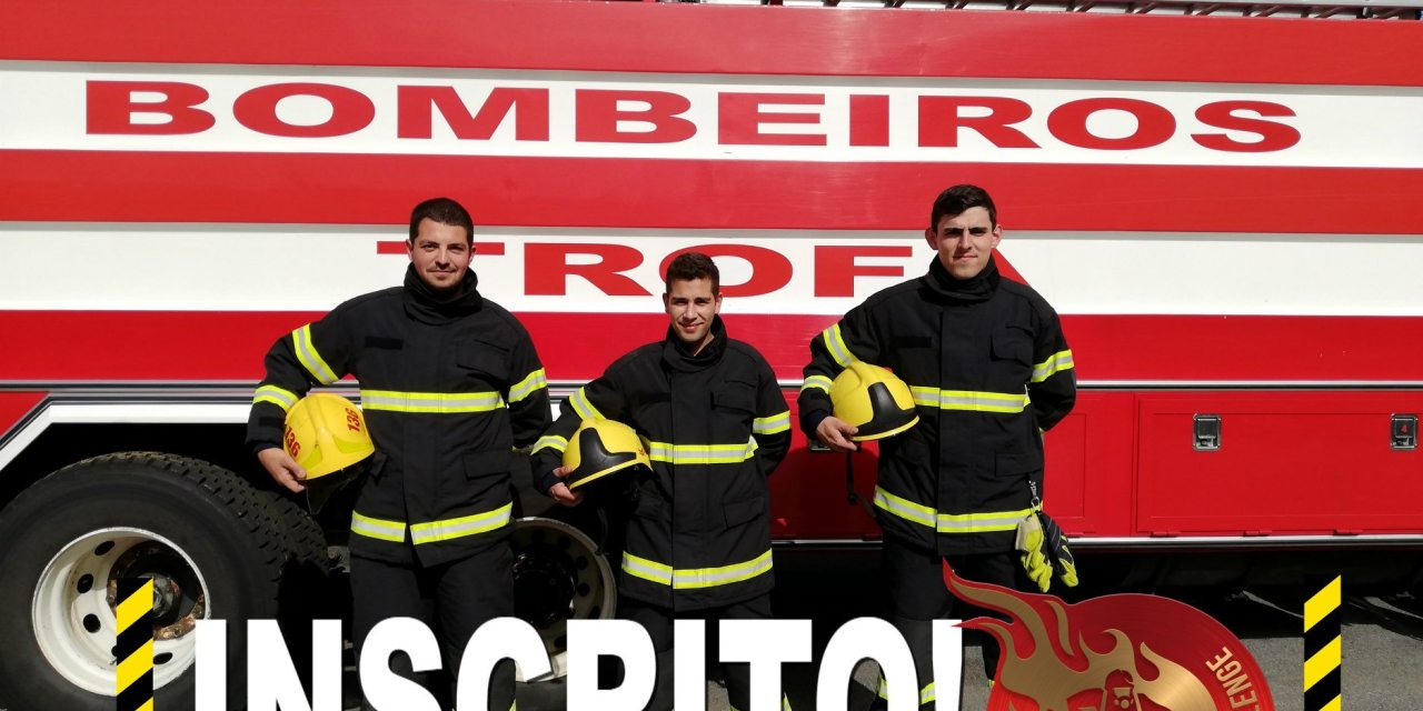 Bombeiros da Trofa no Firefighter Tower Run 2019
