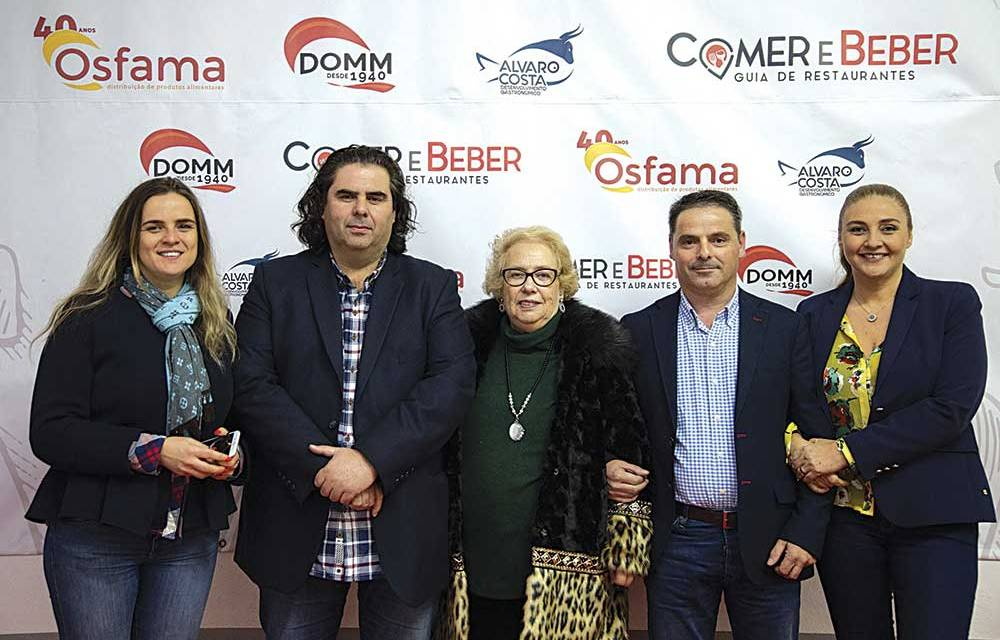 Video ▶ Osfama promove  Gastro Sessions