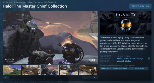 Halo: The Master Chief Collection Officially Coming to PC - onPause