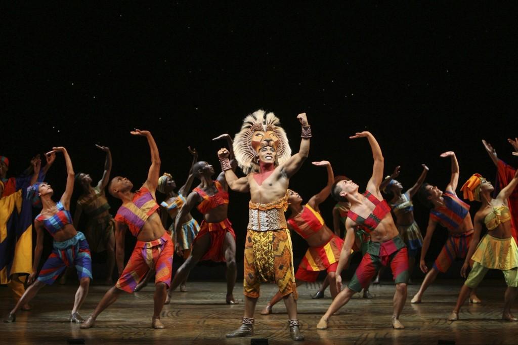 Lion King in Portland