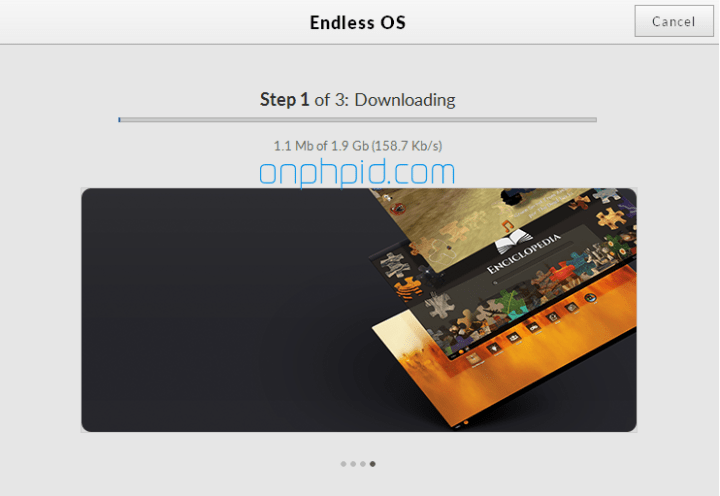 downloading endless os