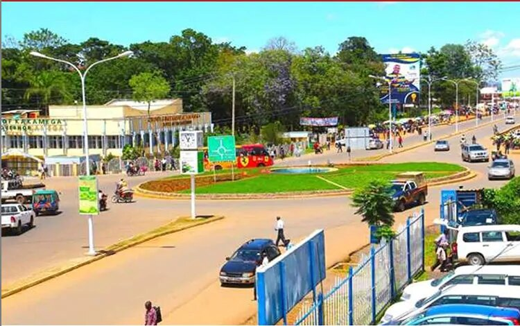 Kakamega ranked as the best county