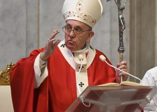 Pope endores LGBTQ and gay unions