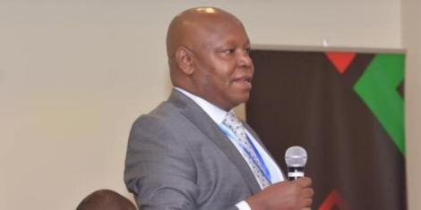 William Ruto's lawyer Paul Gicheru surrenders to ICC in Netherlands