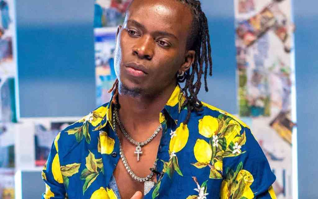 Willy Paul's Message to President Uhuru