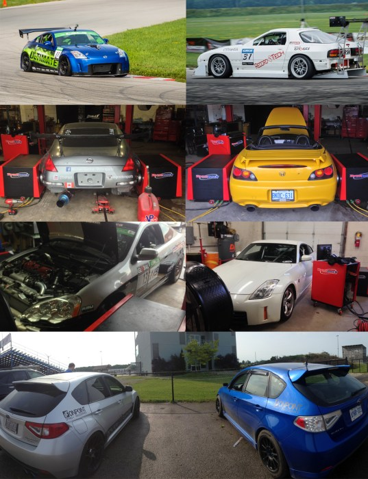Just a few of our CSCS time attack customers. Keep on pushing boys!