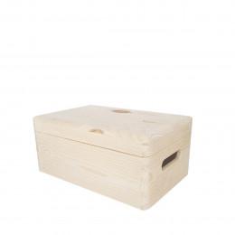 boites et caisses en bois on range tout