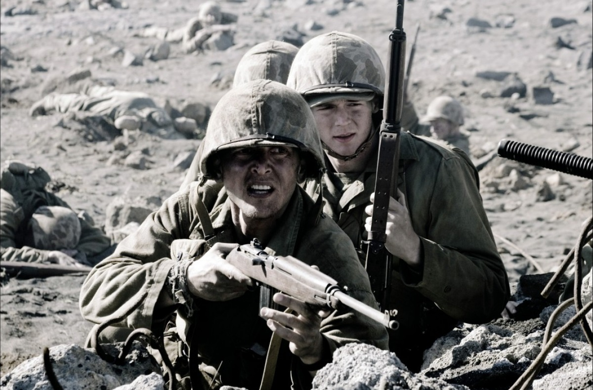 a critique of letters from iwo jima a film by clint eastwood Letters from iwo jima destined to become a classic the most important film of 2006 was clint eastwood's letters from iwo jima the year 2006 will enable director marty scorsese to win his first oscar (for directing the departed).