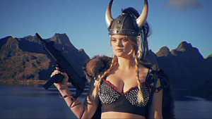 Kung-Fury-Techno-Viking