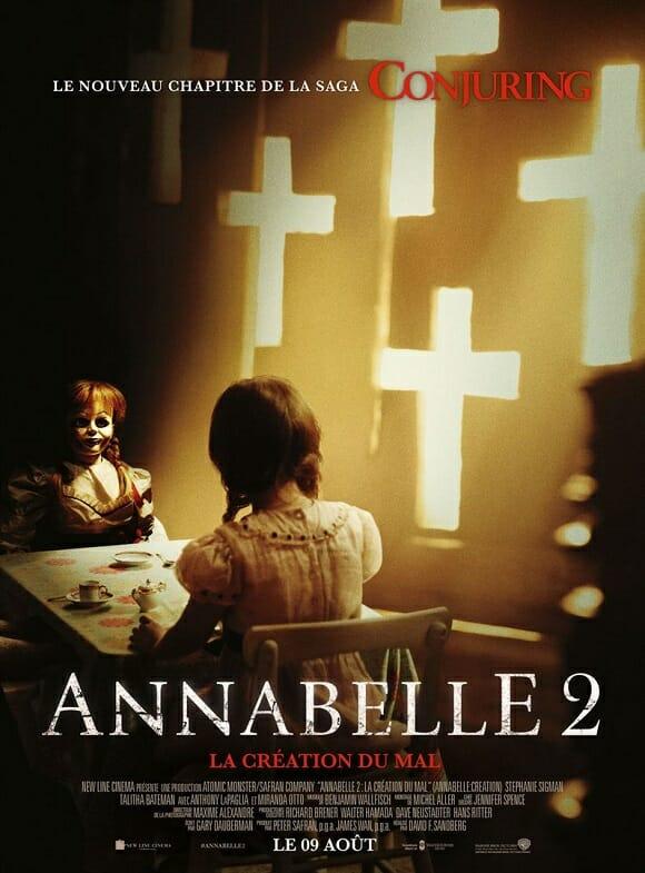 [Critique] ANNABELLE 2 : LA CRÉATION DU MAL