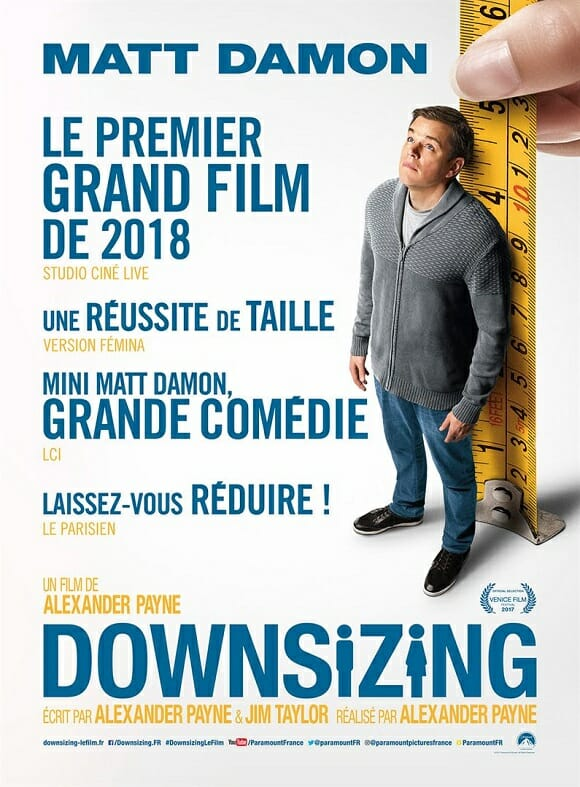 [Critique] DOWNSIZING