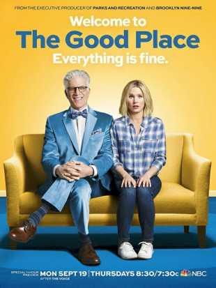 [Critique série] THE GOOD PLACE – Saison 1