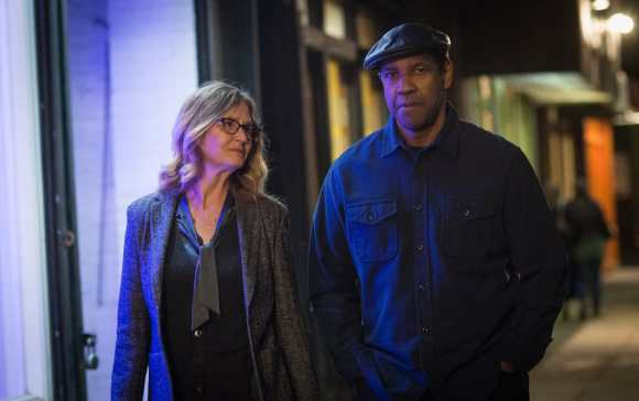 Equalizer 2 melissa leo, Denzel Washington