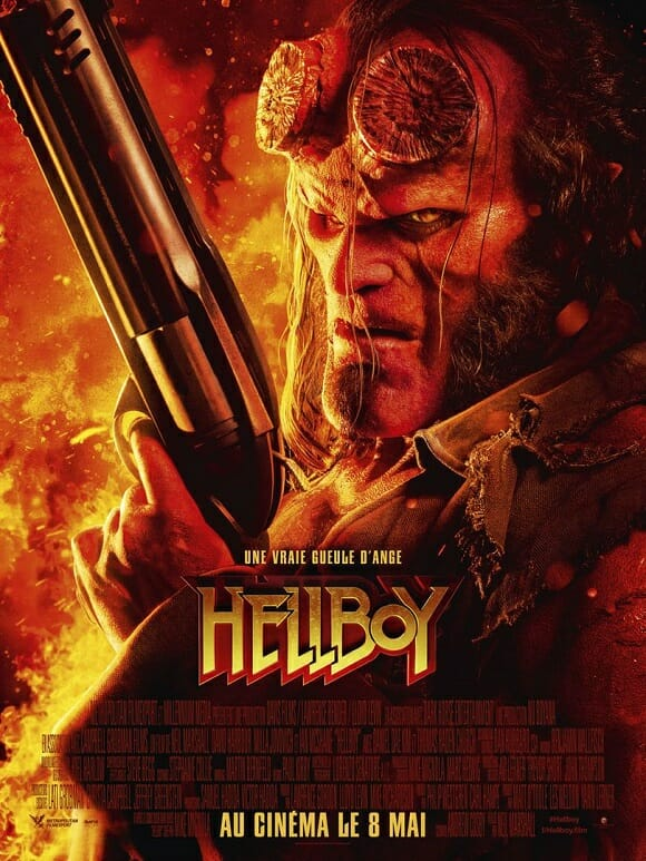[Critique] HELLBOY (2019)