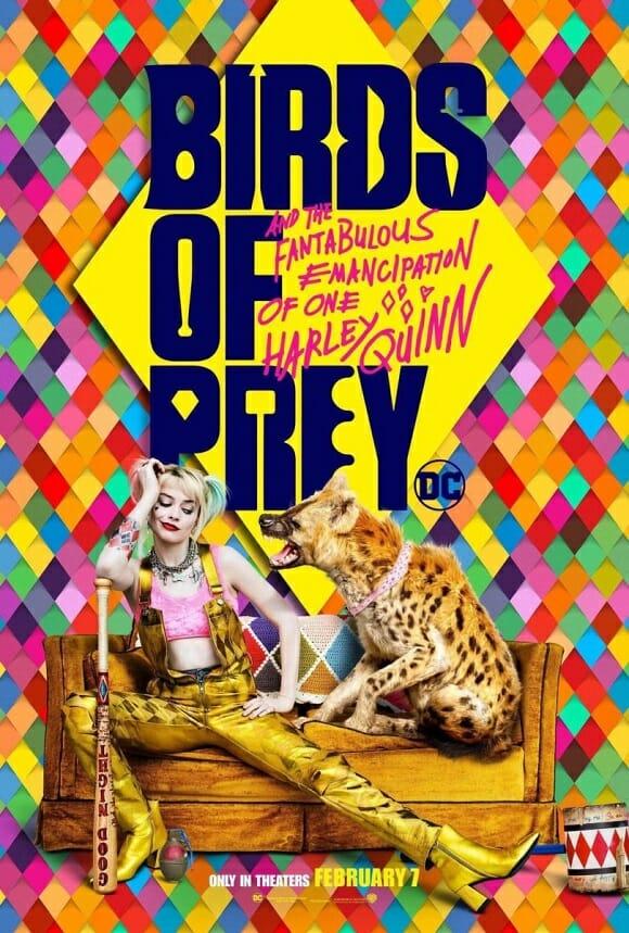 [Critique] BIRDS OF PREY