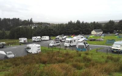 Adaptacion de los Campings a las Autocaravanas