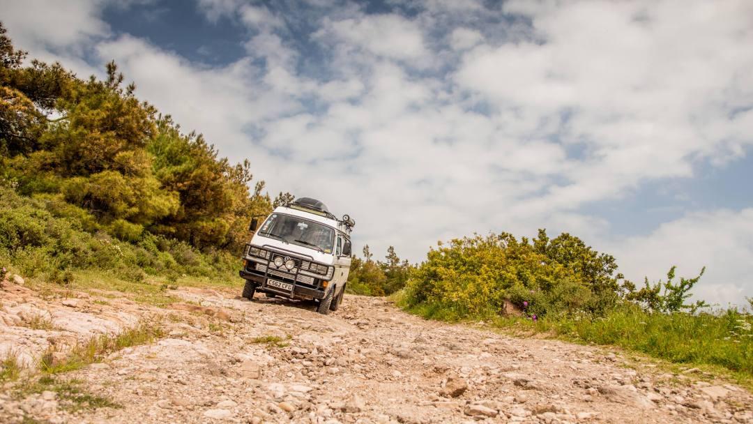 FTH - Off Road in rural Turkey