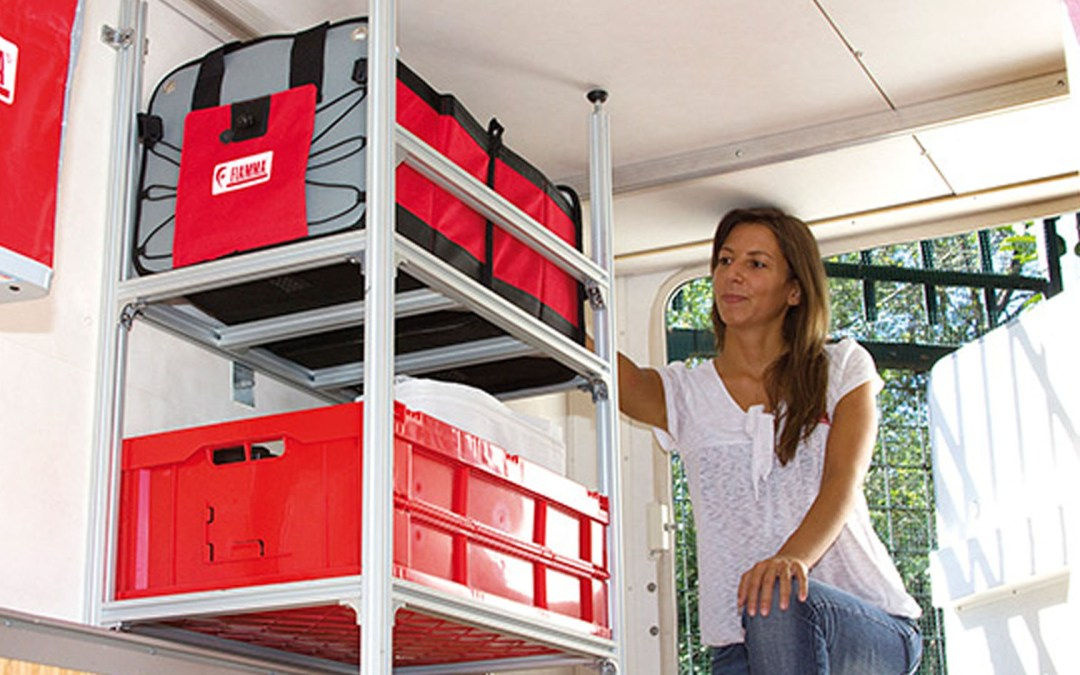 Fiamma Garage System