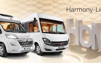 Nuevas autocaravanas Bürstner Harmony-Line