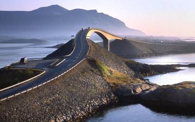 Las mejores carreteras turísticas de Europa