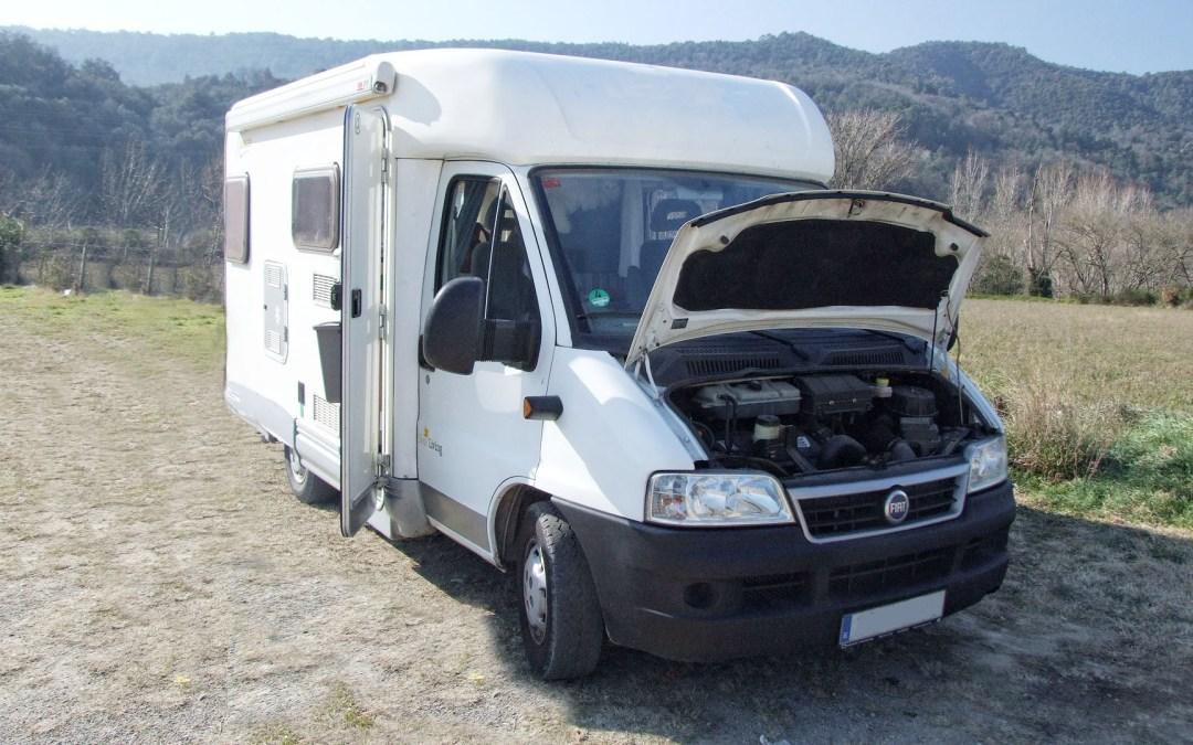 Seguro de garantía mecánica para autocaravanas