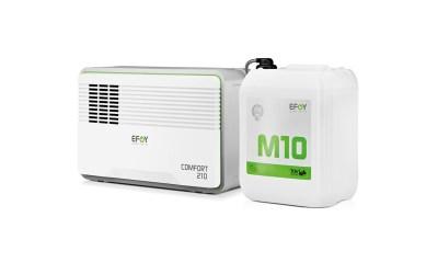 Efoy Comfort: generadores de electricidad mediante etanol