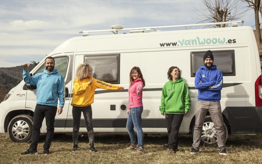Entrevista a los creadores de «Vanwoow»