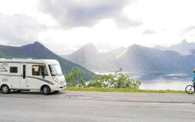 10 destinos Top para viajar en autocaravana