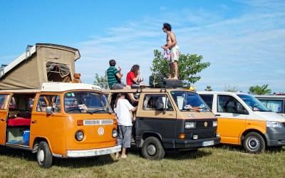 4 festivales de verano para disfrutar en autocaravana