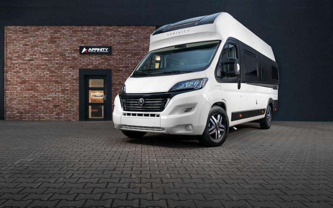 Affinity Camper Vans, el furgón de alto standing
