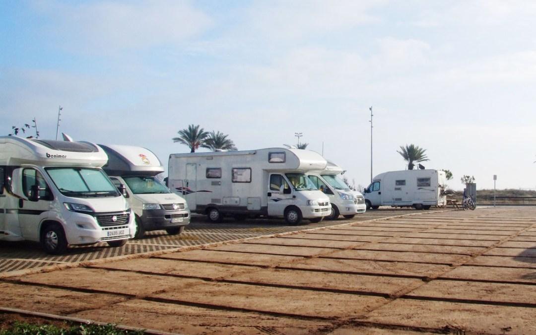 La justicia legitima a las áreas de autocaravanas en castellón