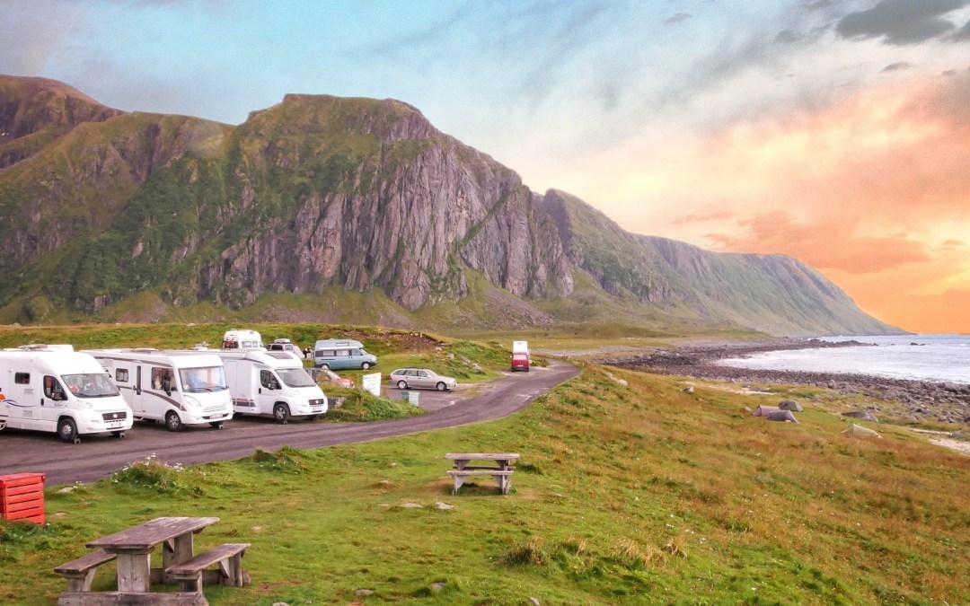 10 destinos Top para viajar en autocaravana o camper