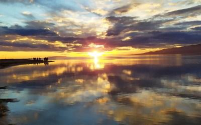 7 lugares para disfrutar de la puesta de sol en autocaravana