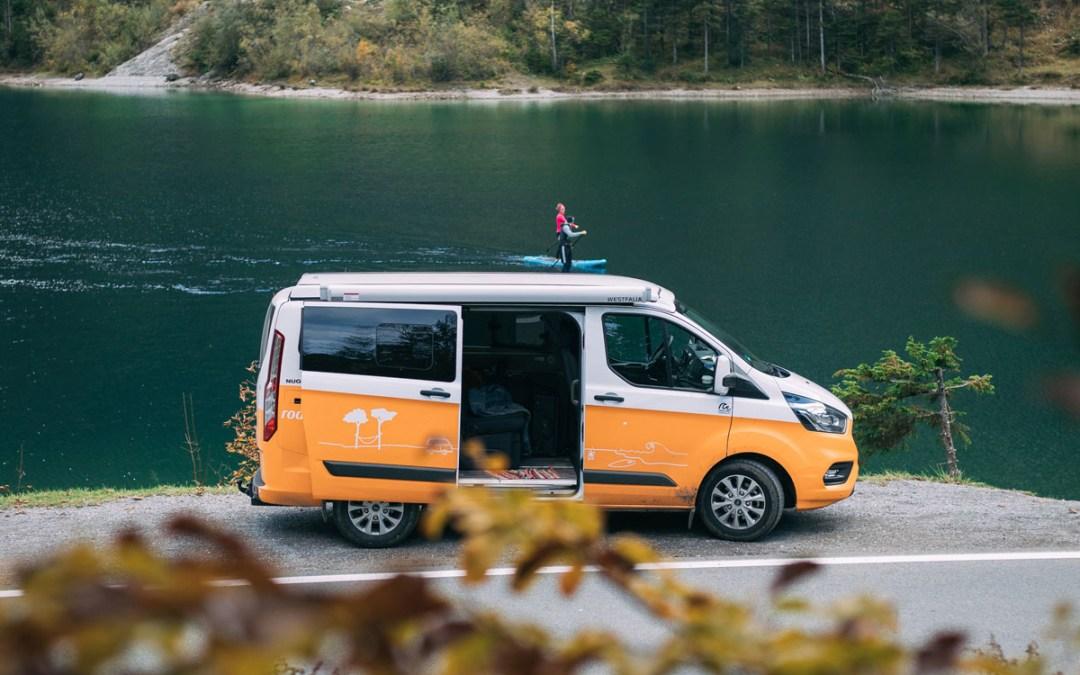 RoadSurfer Spots: el placer de dormir en autocaravana y camper
