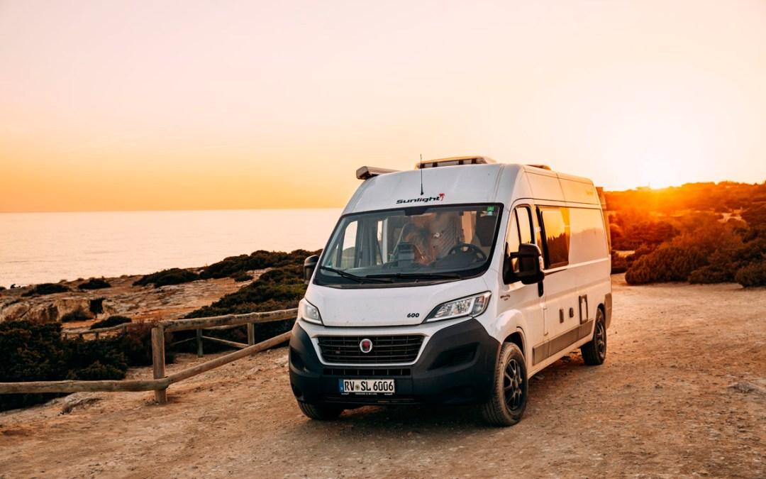 Portugal flexibiliza la pernocta de autocaravanas y campers
