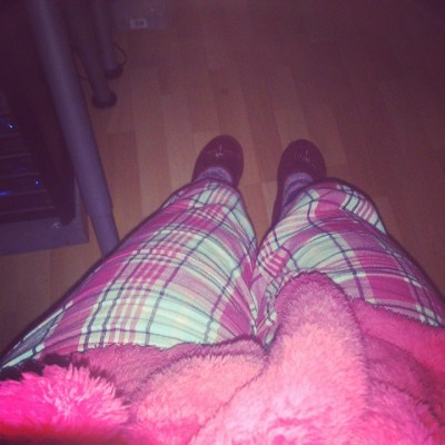 Me #snaphappybritmums. Adopter so not my face...nice view of pyjamas...