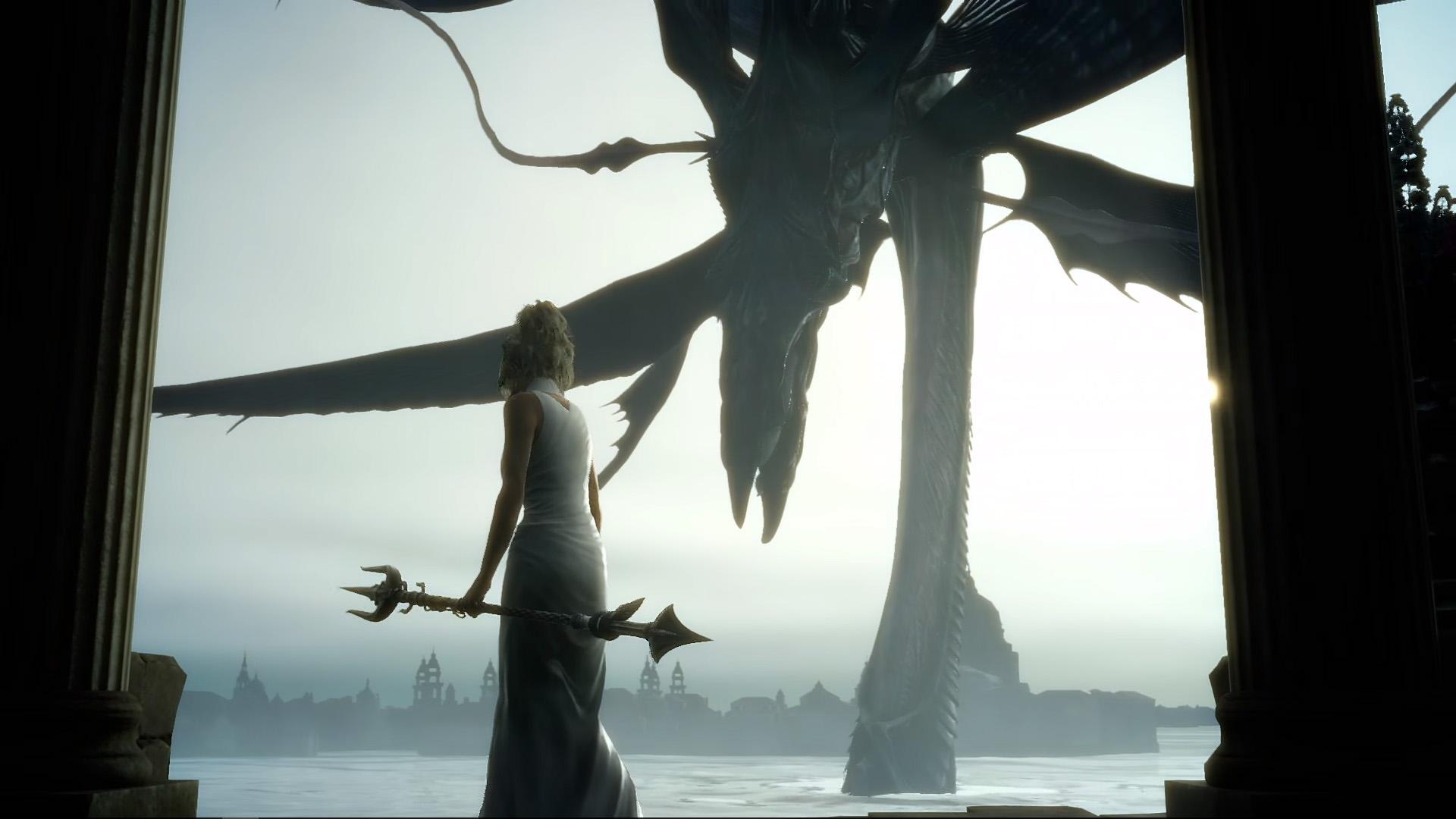 Final Fantasy XV OnRPG