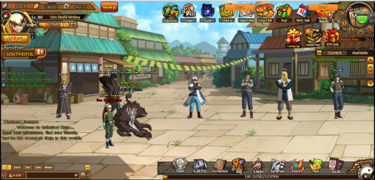 I am Ninja   OnRPG More Screenshots