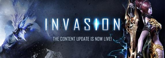 Aion Invasion Banner