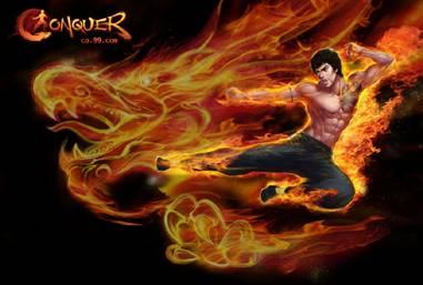 Bruce Lee CQ