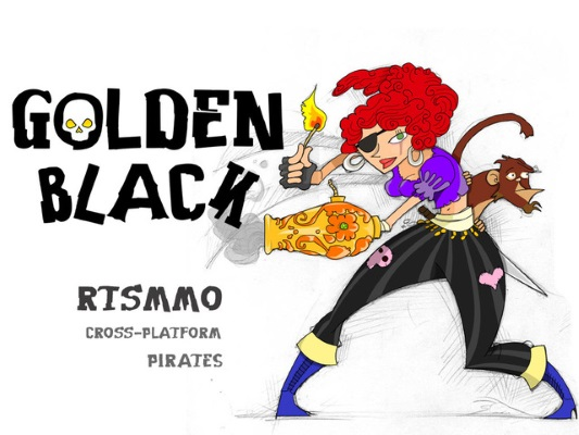 Golden Black Kickstarter