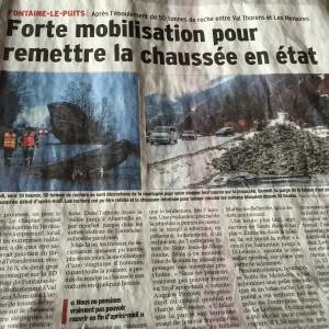 """""""Concerted Mobilisation to Get Road Back into Use"""""""