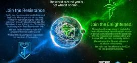 Ingress: Conquer the world while exercising